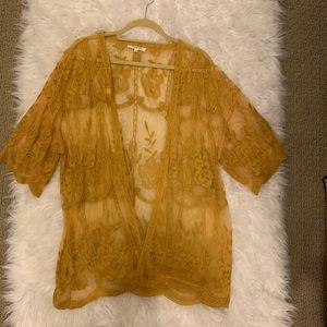 Honey Punch Kimono